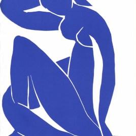 "Matisse Henri, ""Nu Bleu 2"""