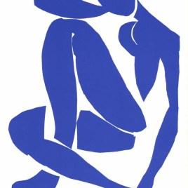 "Matisse Henri, ""Nu Bleu 4"""