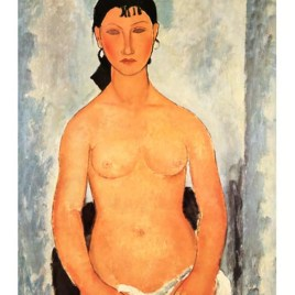 "Modigliani Amedeo, ""Elvire"""