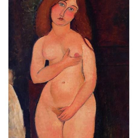 Modigliani_24_Venus_1917
