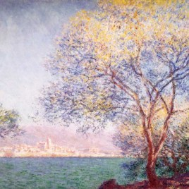 "Monet Claude, ""Morning at Antibes"""