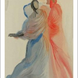 "Dali Salvardor, ""Paradise 18 – Beatrice splendor"""