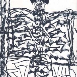 """Riopelle Jean-Paul, """"Untitled – DM13"""""""