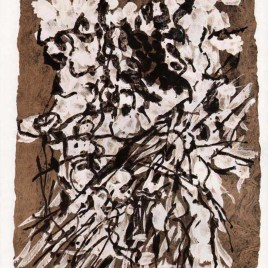 "Riopelle Jean-Paul, ""Untitled – DM26"""