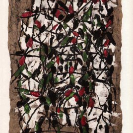 "Riopelle Jean-Paul, ""Untitled – DM28"""