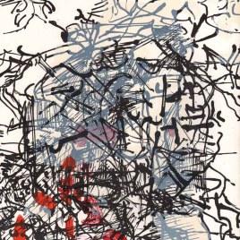 """Riopelle Jean-Paul, """"Untitled – DM35"""""""