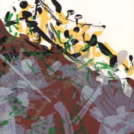 "Riopelle Jean-Paul, ""Untitled – DM37"""