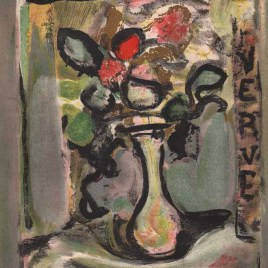 "Rouault Georges, ""Untitled – V4 Cover"""