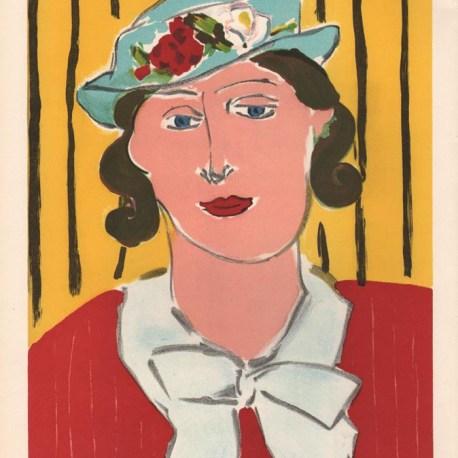 V5-Matisse_Femme_au_chapeau_1939