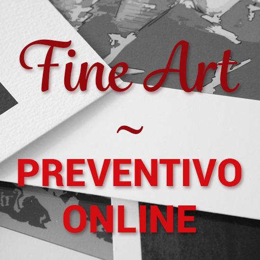 a32adb3de5 Stampa Fine Art su carte Cotone 100% con preventivo direttamente online