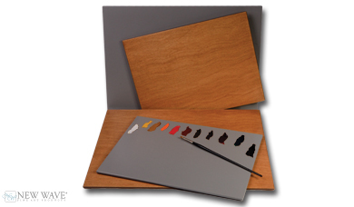 Tabletop Artist Palettes by New Wave Art