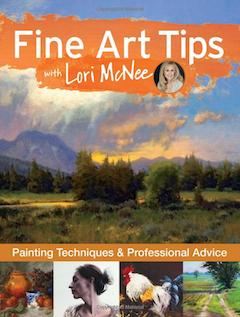 Fine Art Tips book