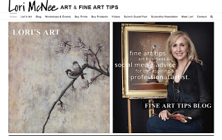 3 Art Website Upgrades Serious Artists Need to Know