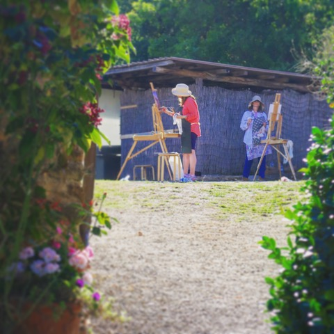 Paint Tuscany with Lori McNee - Italy Workshop