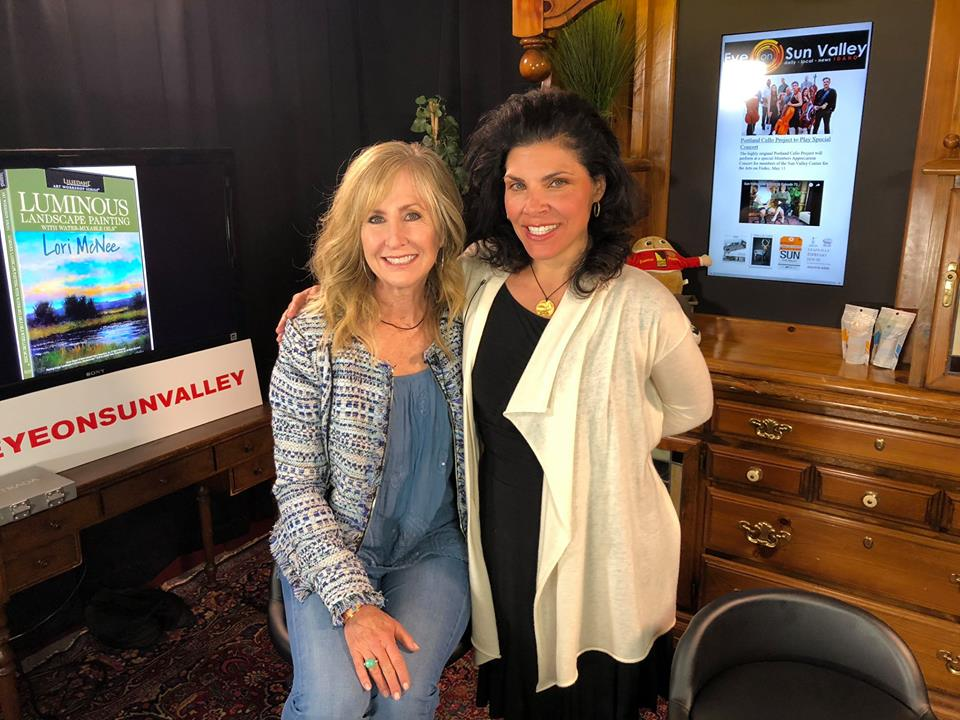 eye on sun valley interview with lori mcnee