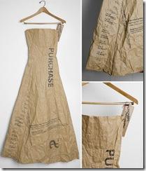 brown-paper-dress