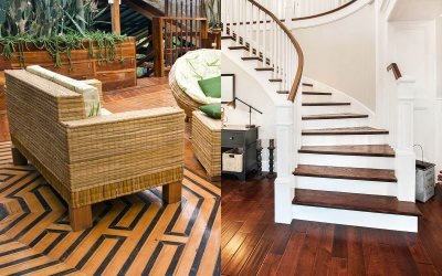 Hardwoods -vs- Bamboo