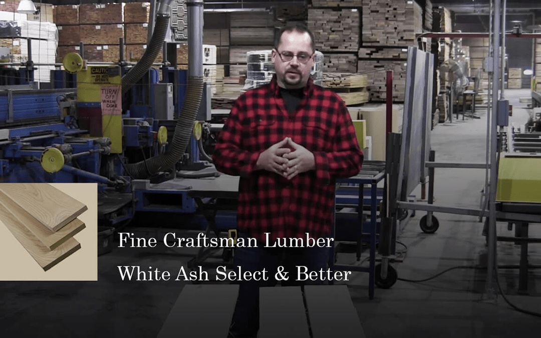 What to expect? Fine Craftsman Lumber's White Ash