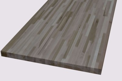 """Soft Maple Finger Jointed Butcher Block - 1.5"""" x 24"""" x 120"""""""