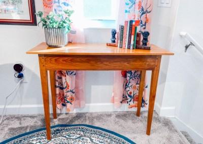 Cherry Shaker Table by Matthew Lantz