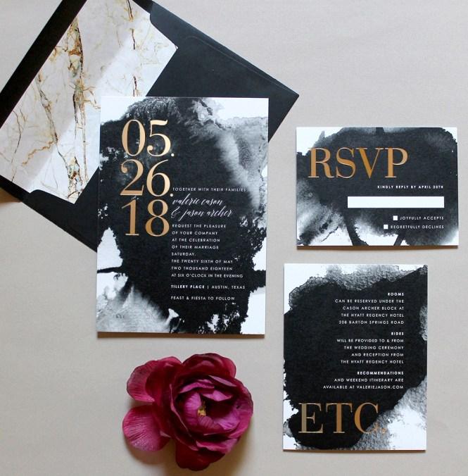 All About Custom Wedding Invitations