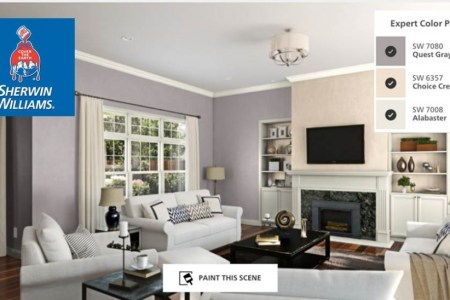 How to pick the right color for your home Sherwin William s COLOR VISUALIZER  Choosing