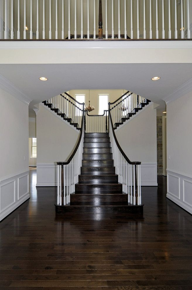 Sanding And Staining Wood Floors With Traditional Staircase And   Sanding And Staining Stairs   Pine   Stair Railing   Wood Stairs   Stair Case   Stair Risers