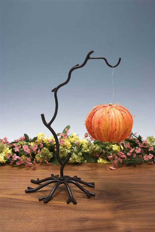 Ornament Iron Stand Wrought