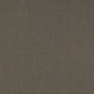 Luxe Linen fabric sample in grey color
