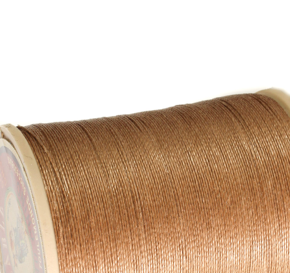 Linen Thread: Beige