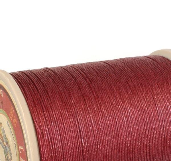 Linen Thread: Brick