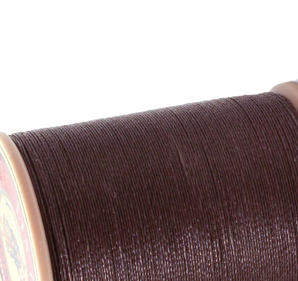 Linen Thread: Lichen