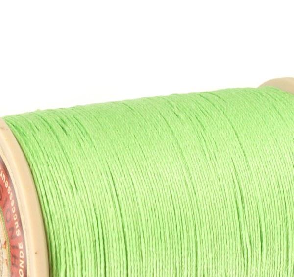 Linen Thread: Light Green