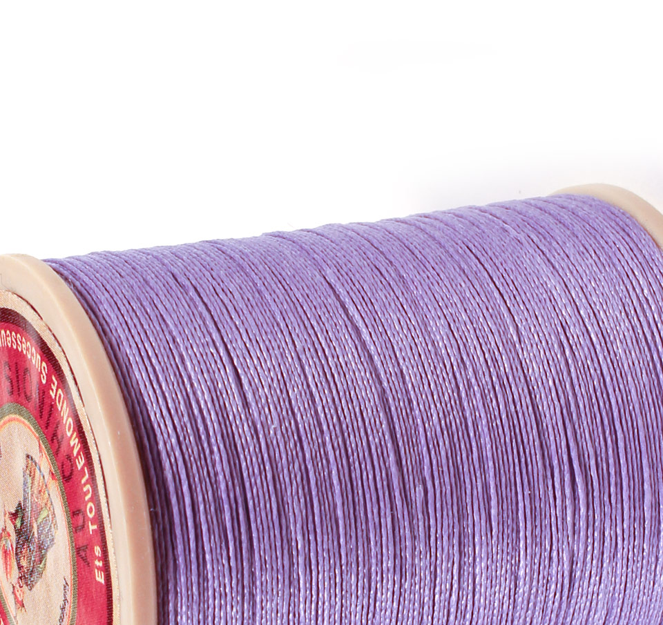 Linen Thread: Mauve