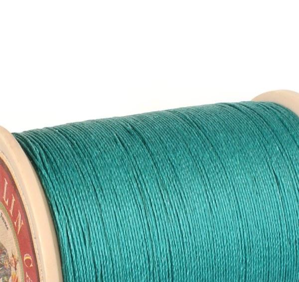 Linen Thread: Peacock
