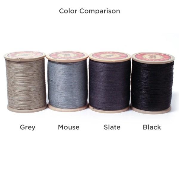 Linen Thread: Black