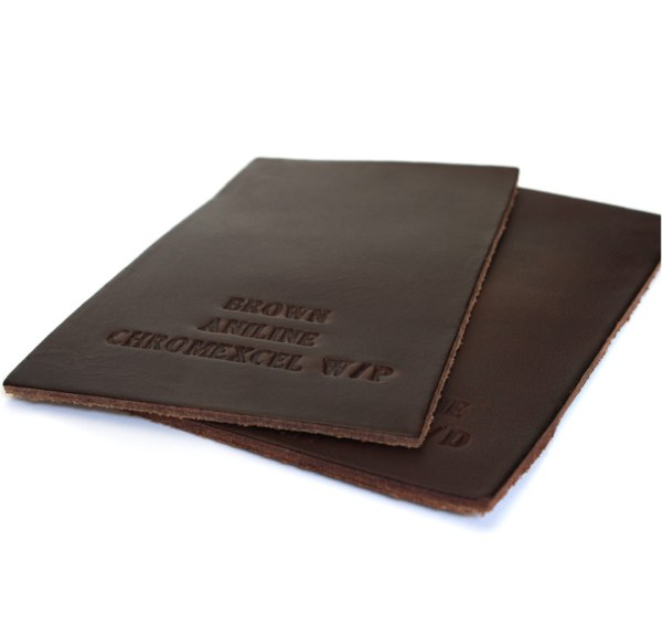 Leather: Brown Chromexcel