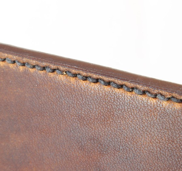 Leather Edge Paint: Dark Brown