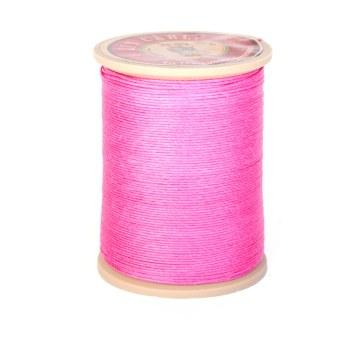 Linen Thread: Peony