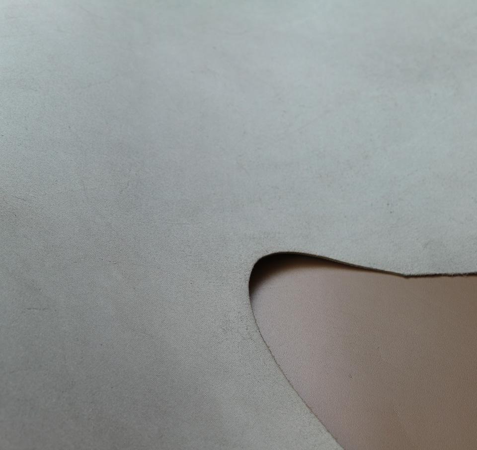 Krispel Box Calf: Taupe