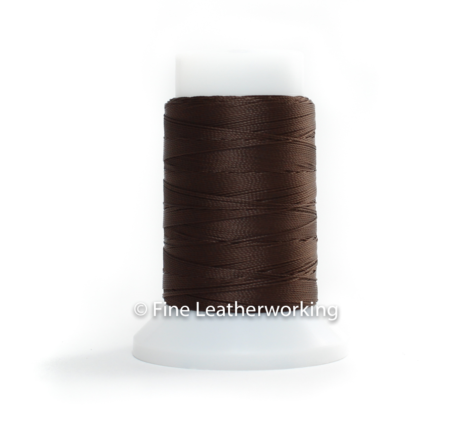 Polyester Thread Size #1: Dark Brown