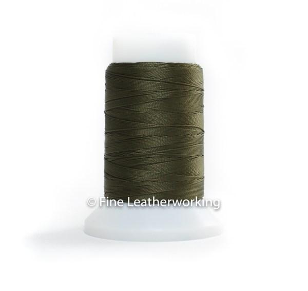 Polyester Thread Size #1: Dark Olive