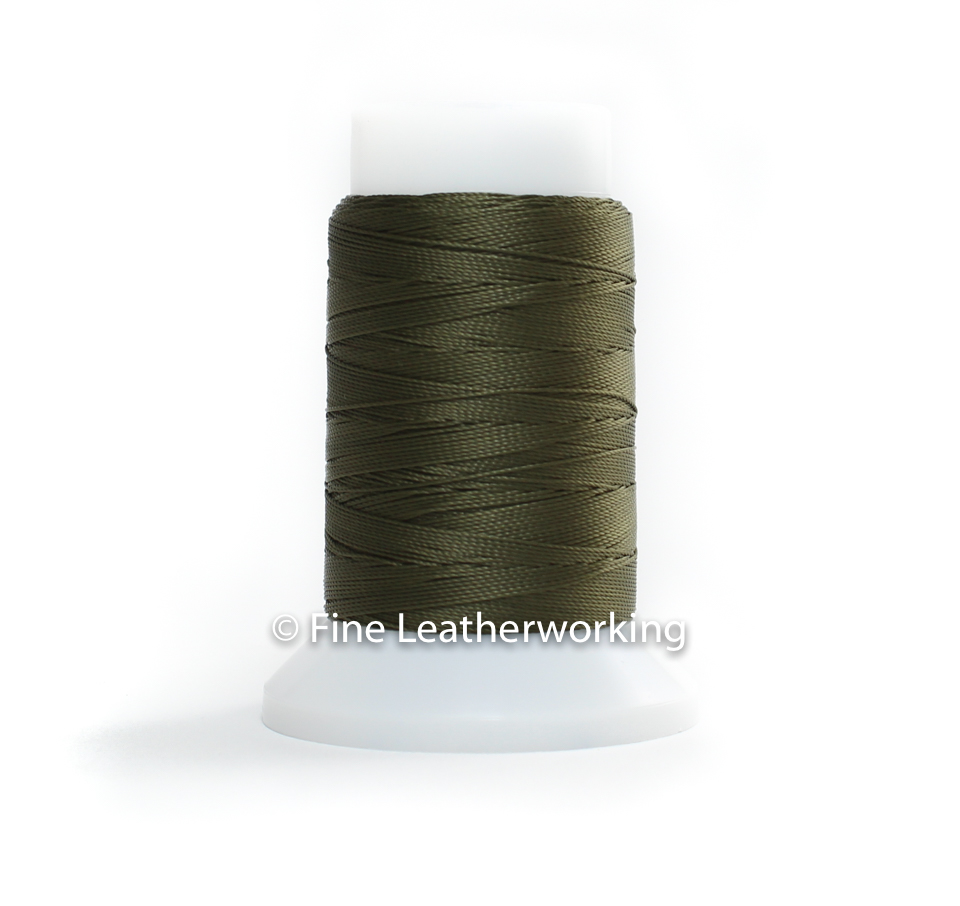 Polyester Thread Size #1: Dark Olive