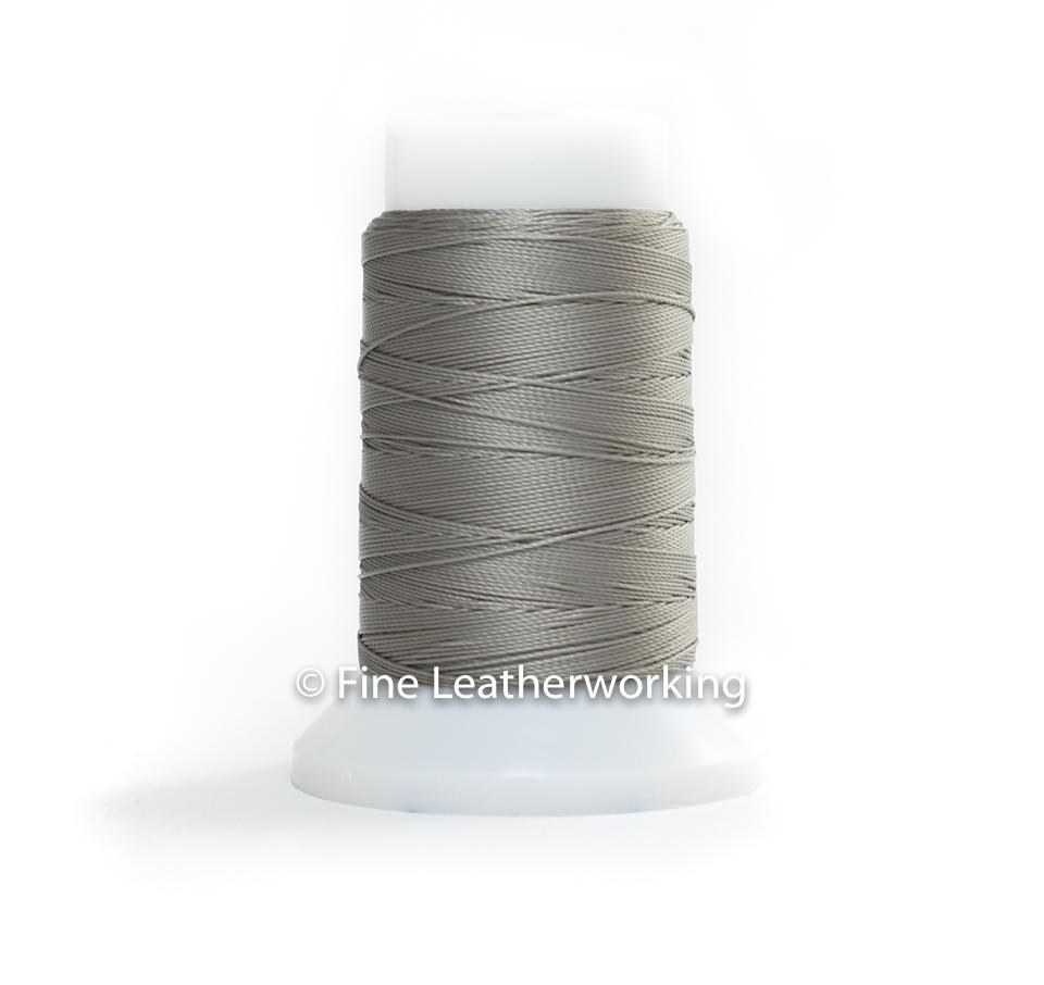 Polyester Thread Size #1: Light Gray