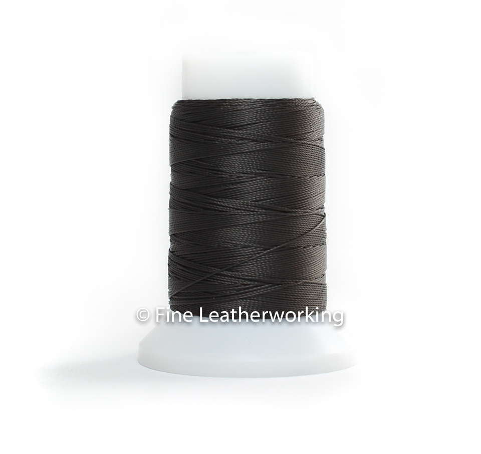 Polyester Thread Size #1: Dark Gray