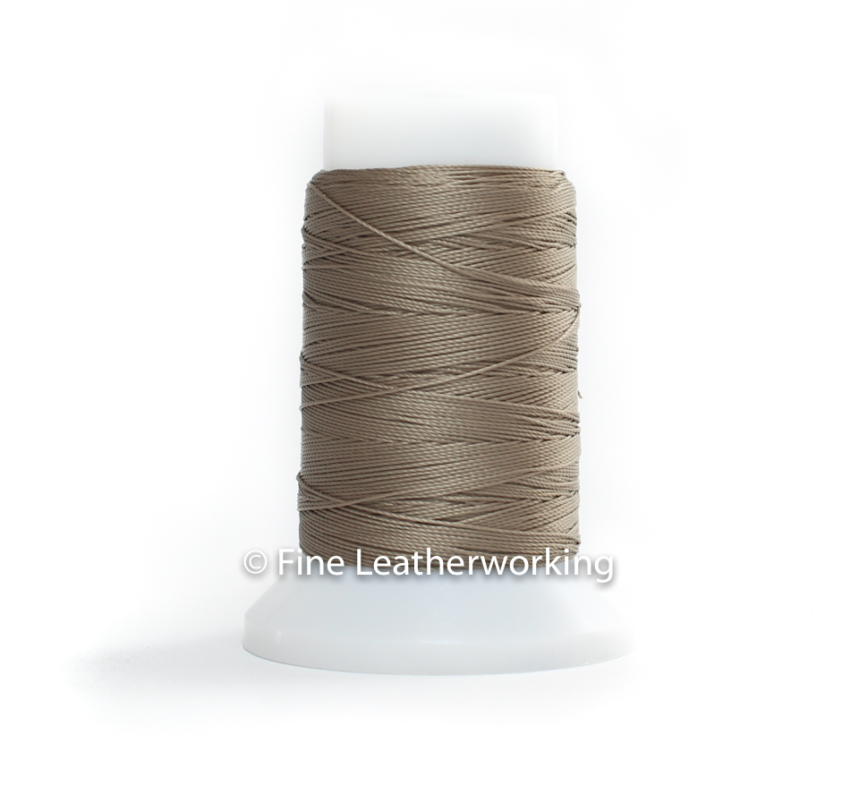 Polyester Thread Size #1: Warm Gray
