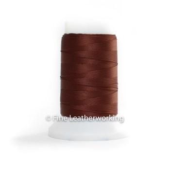 Polyester Thread Size #1: Burnt Umber
