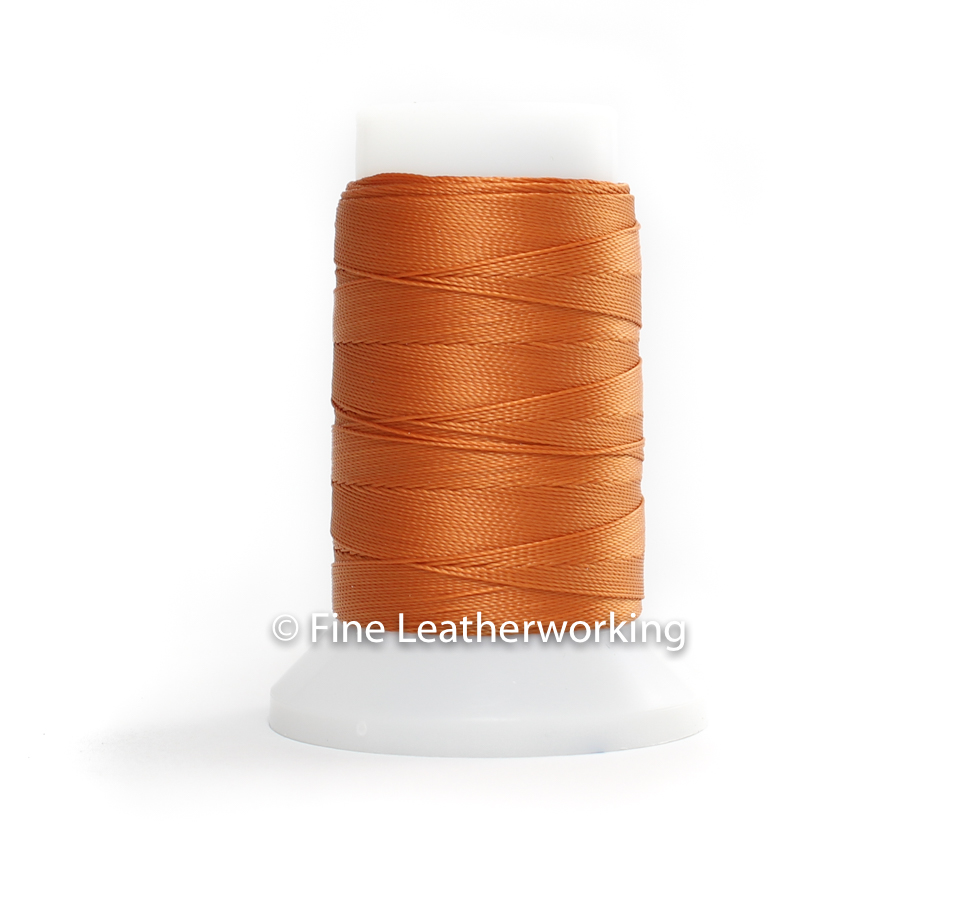 Polyester Thread Size #1: Carrot