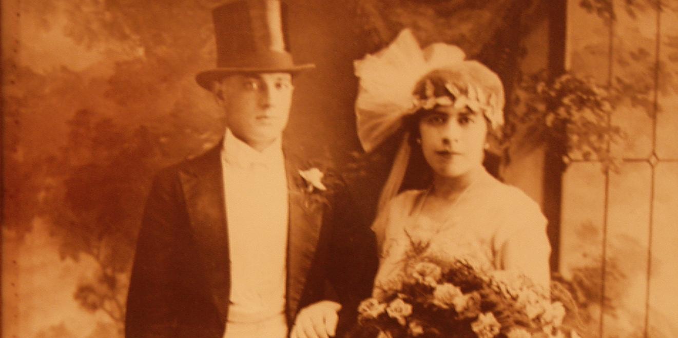 Henry & Antoinette Finelli