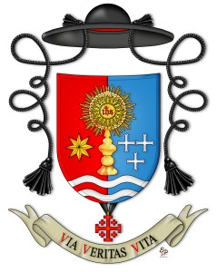 Father Finelli's Coat of Arms